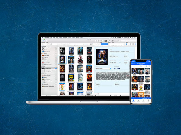 Database App for Mac that Helps You Organize: $24.99