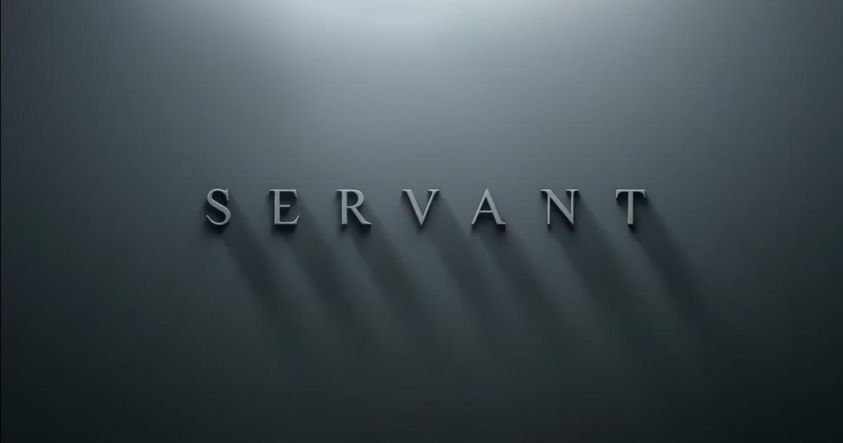 M. Night Shyamalan Posts 'Servant' Series Trailers