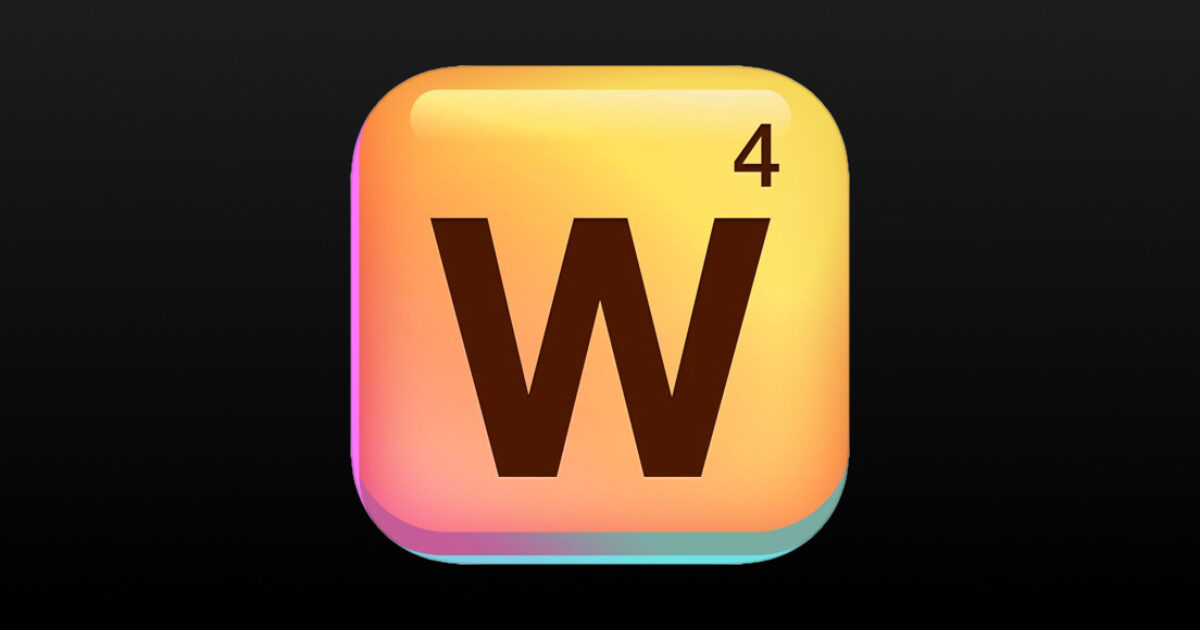 words with friends logo