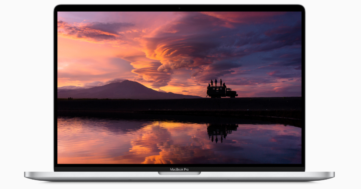 The 16-Inch MacBook Pro Provides Plenty of Reasons to go Back to Mac