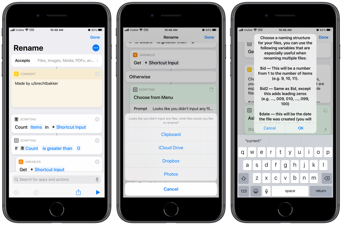Finally a Way to Batch-Rename Files on iOS