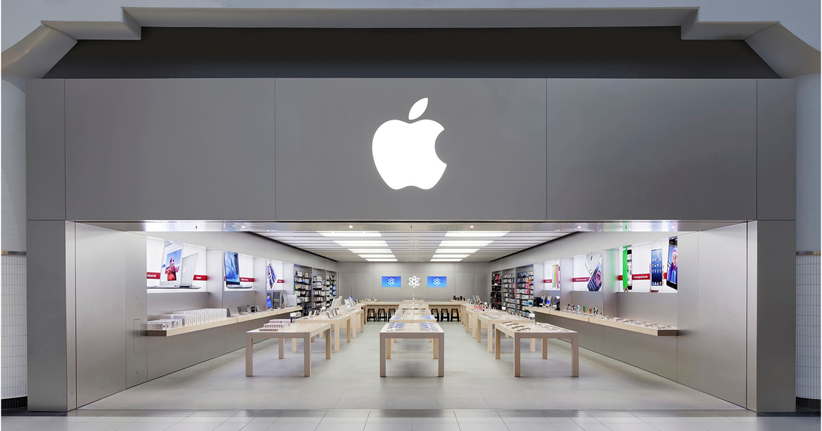 Apple Store Eaton Center Toronto