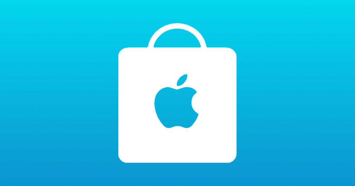 Apple Store App logo
