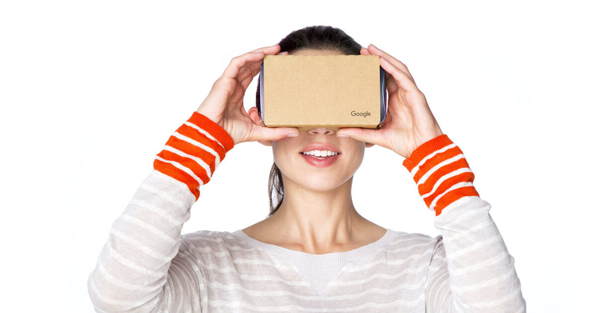Google Cardboard is being made open source