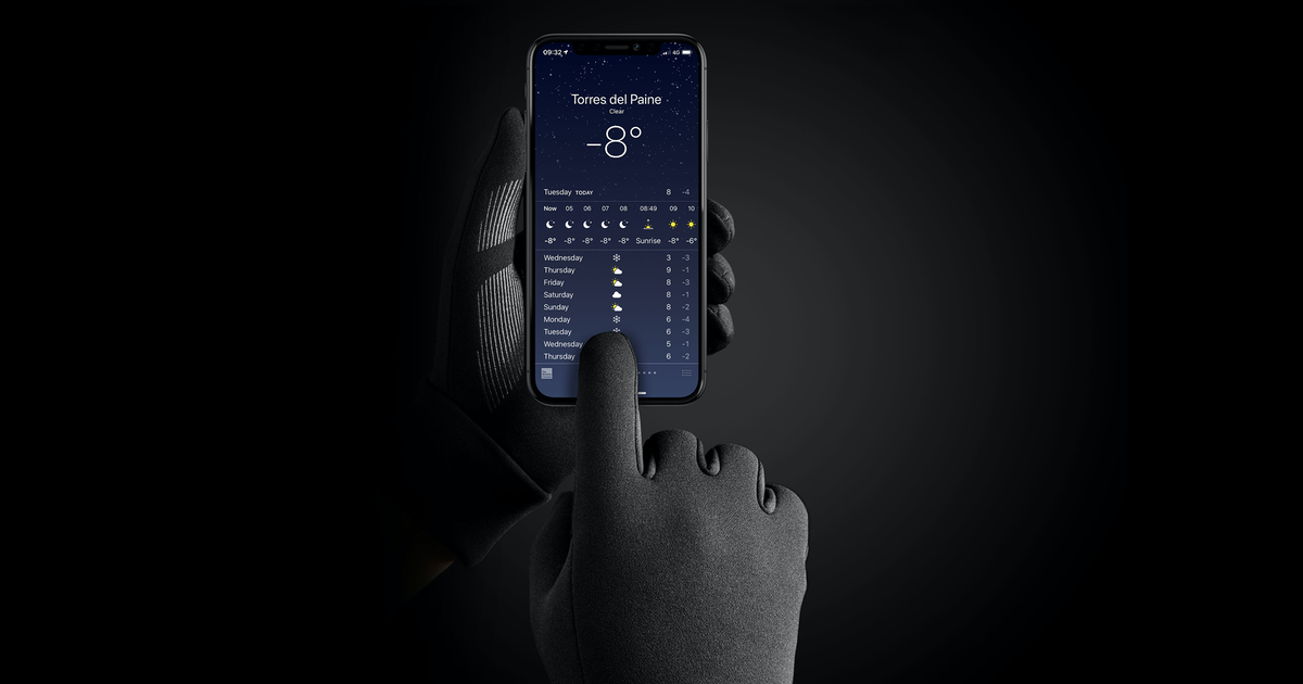 New Mujjo Touchscreen Gloves Keep You Warm Whilst You Use You Use Your iPhone