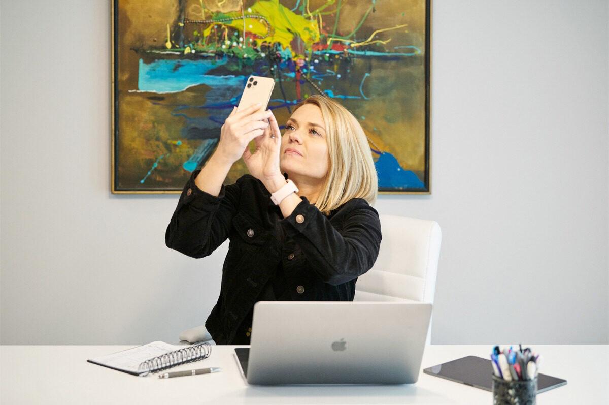 Healium CEO Sarah hill