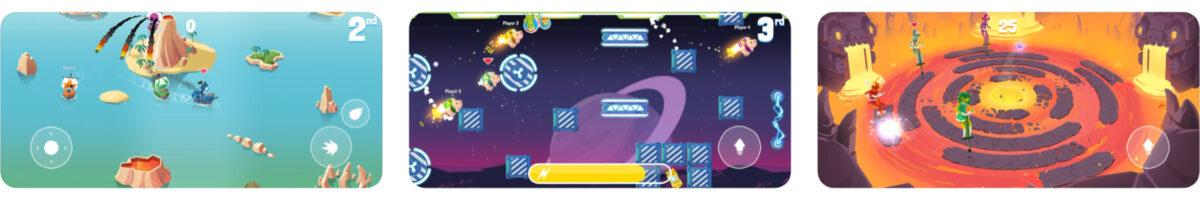 apple arcade super mega mini party