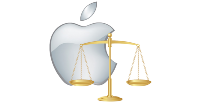 apple scales justice