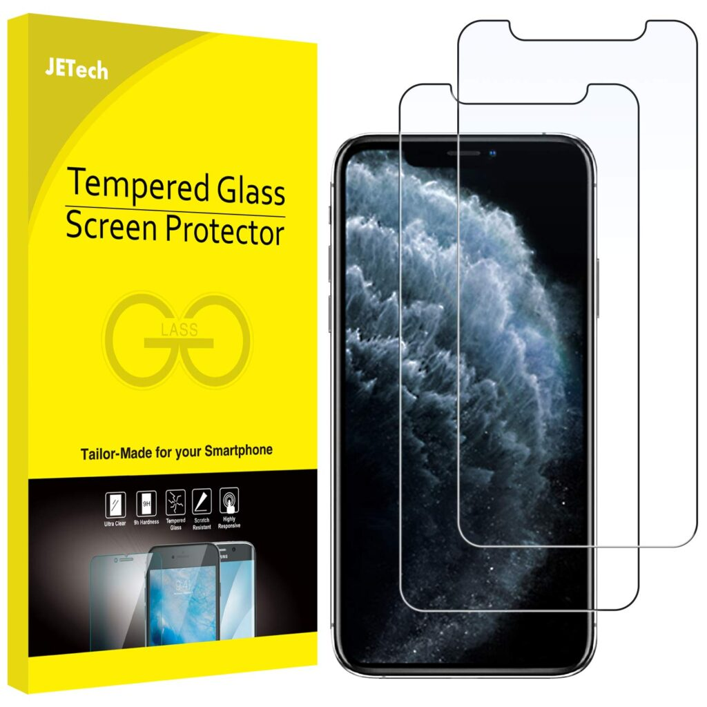 At less than $3 each, glass protectors like these have saved my bacon countless times.