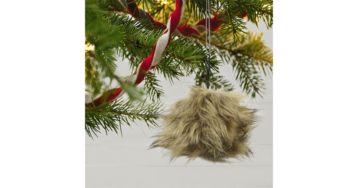The Trouble with Tribble Christmas Tree Ornament