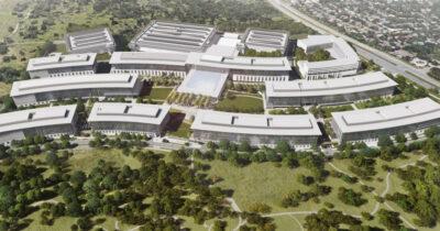 Apple Austin campus