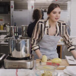Watch Dickinson's Hailee Steinfeld Try to Keep Up with a Chef