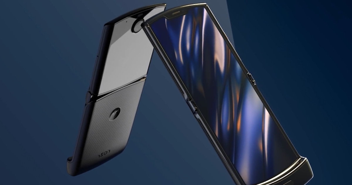 Motorola To Release Foldable Razr Smartphone on January 26