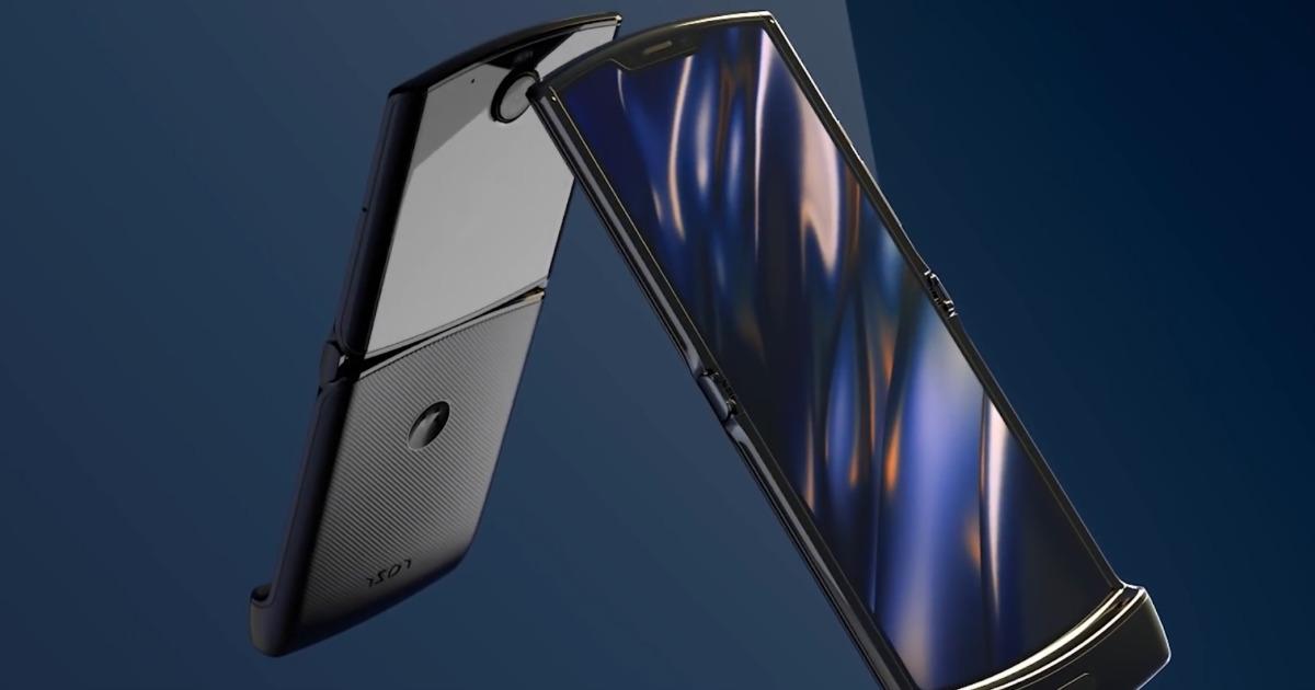 Motorola To Release Foldable Razr Smartphone on January 26