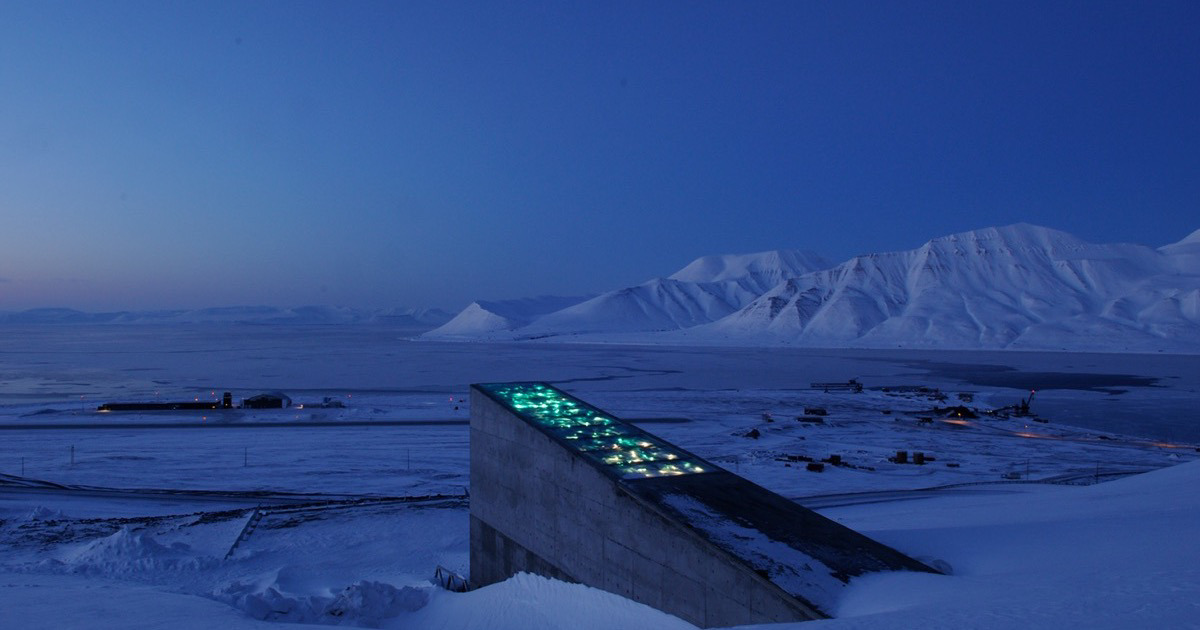 GitHub Preserves its Code in the Arctic World Archive