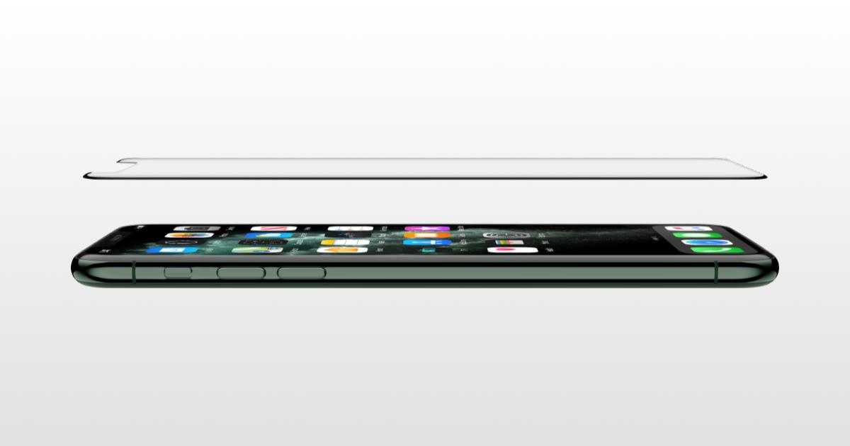 Belkin iPhone 11 screen protector