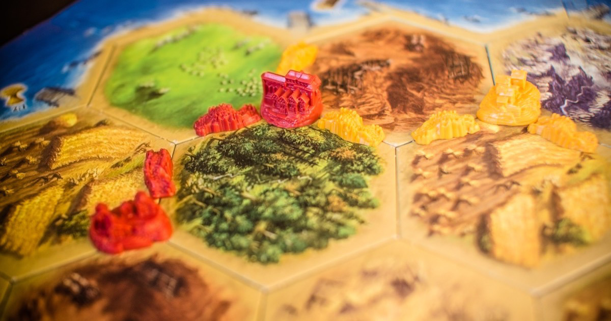 'Settlers of Catan' Could be Niantic's Next AR Game