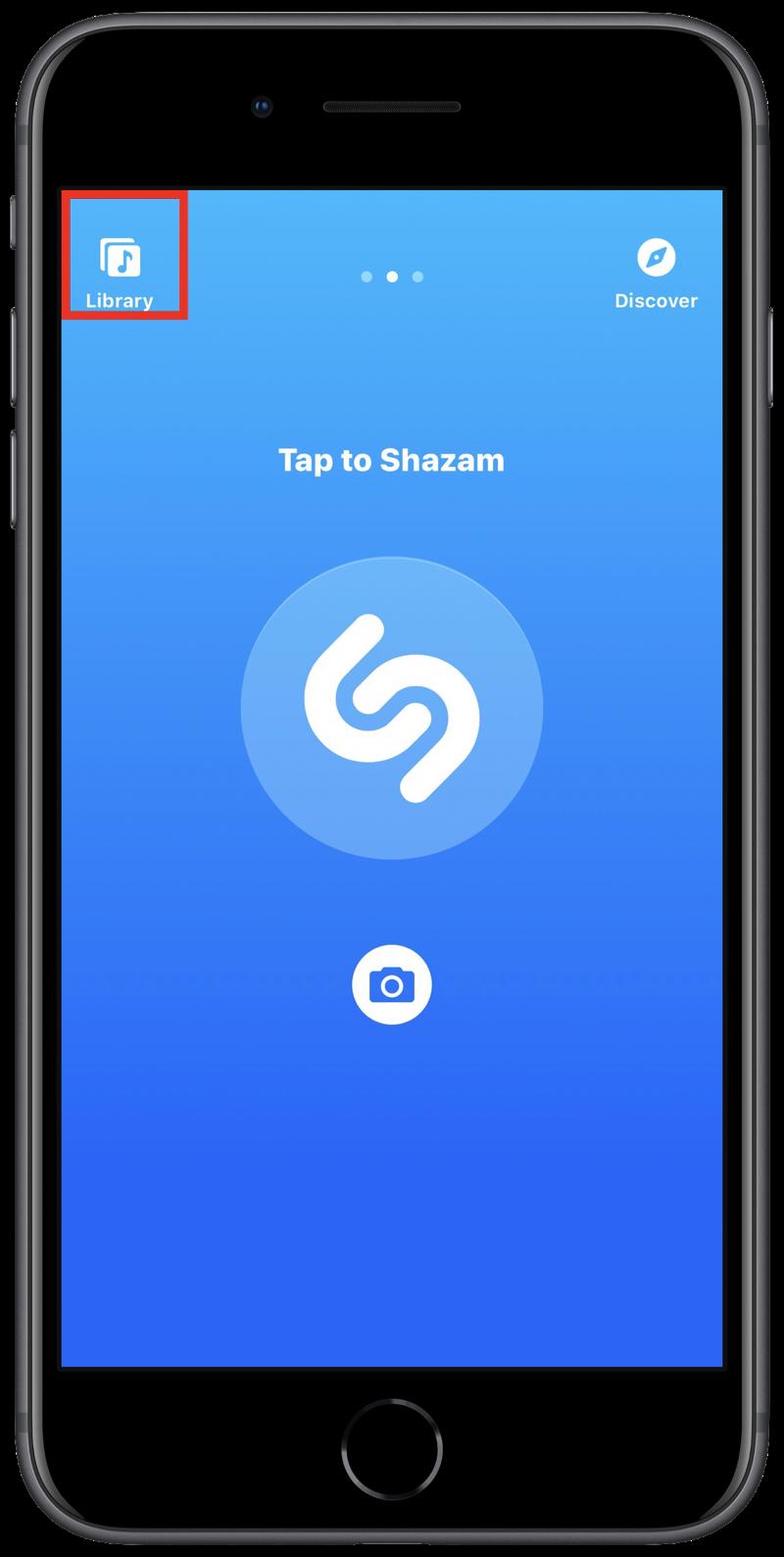 Free Apple Music in Shazam screenshot