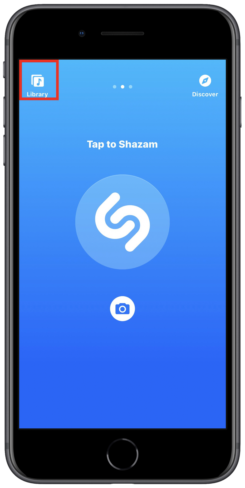 Free Apple Music in Shazam screenshot