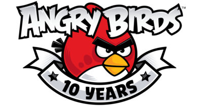 Angry Birds 10 Years