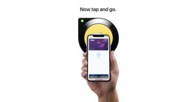 Apple Pay Expres Transit London