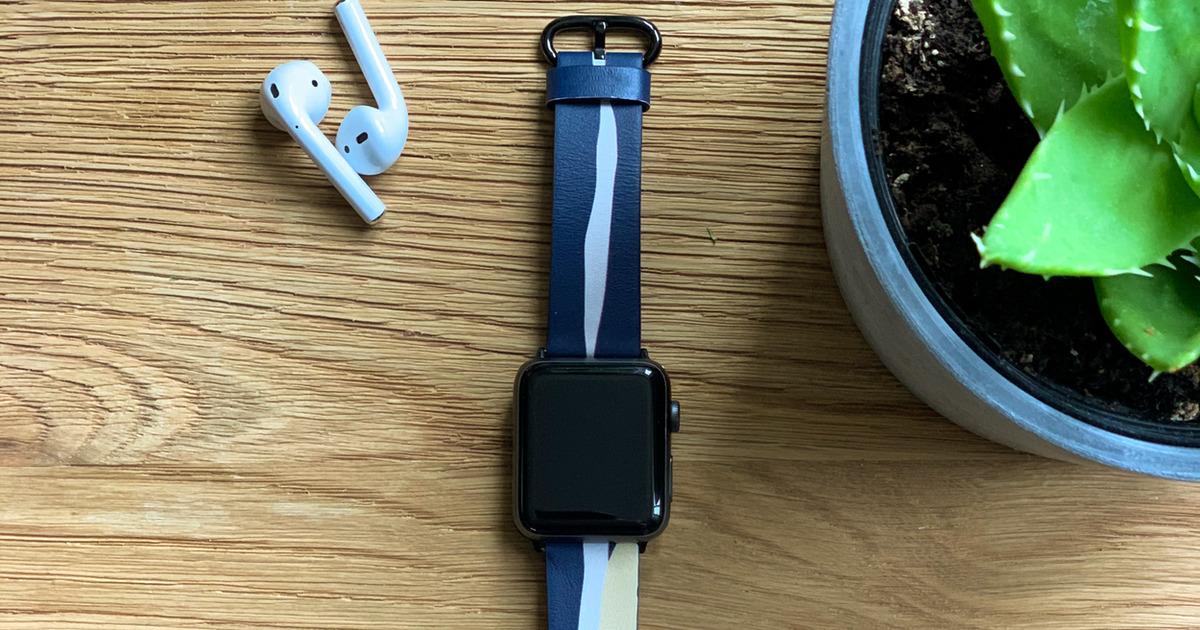Icon Days Apple Watch Strap