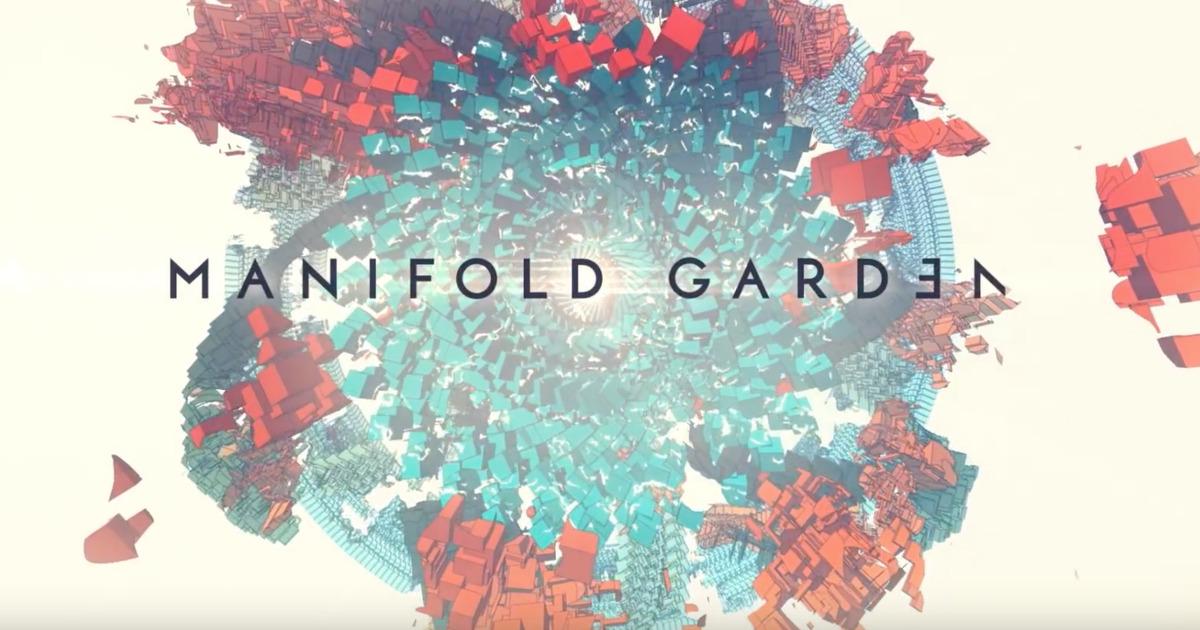 Trailer for Apple Arcade Game 'Manifold Garden'