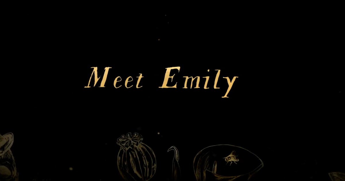 Meet Emily Dickinson