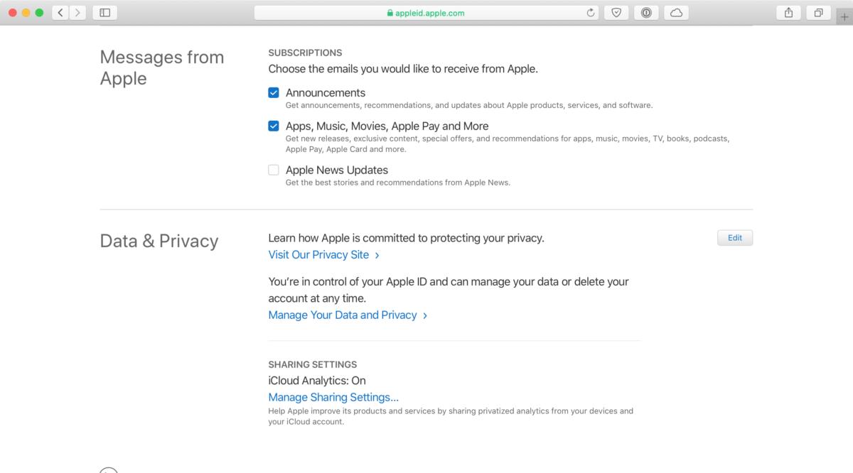 Apple news email newsletter