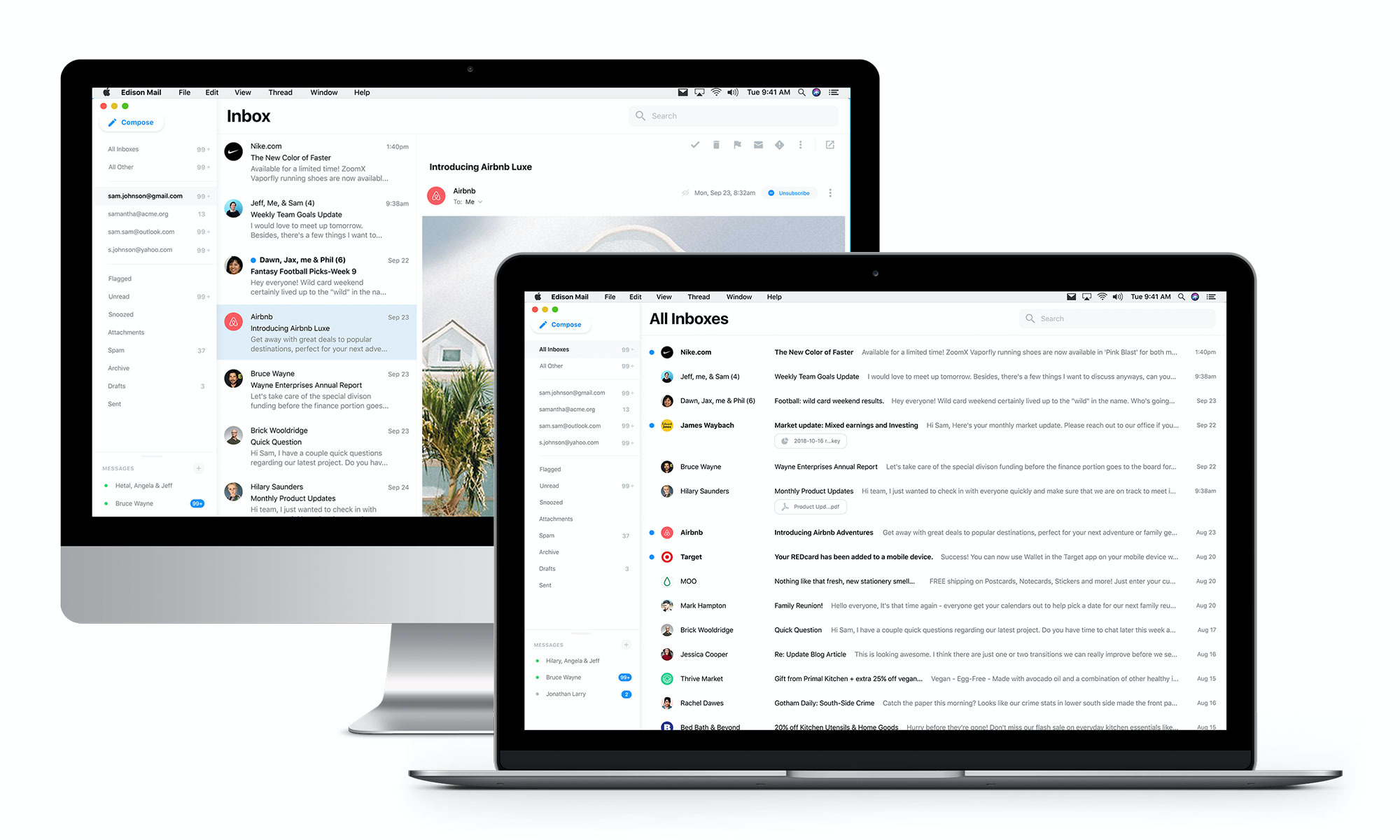 Edison Mail for Mac Brings Powerful Productivity Features for Email