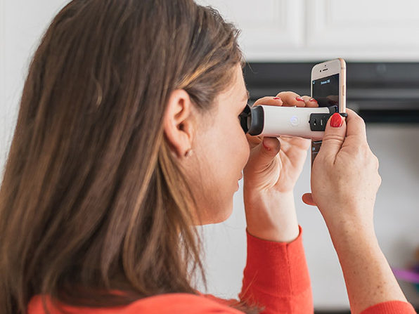 Monitor Your Eyesight Right at Home with This Automated Vision Tracking Device: $50.99