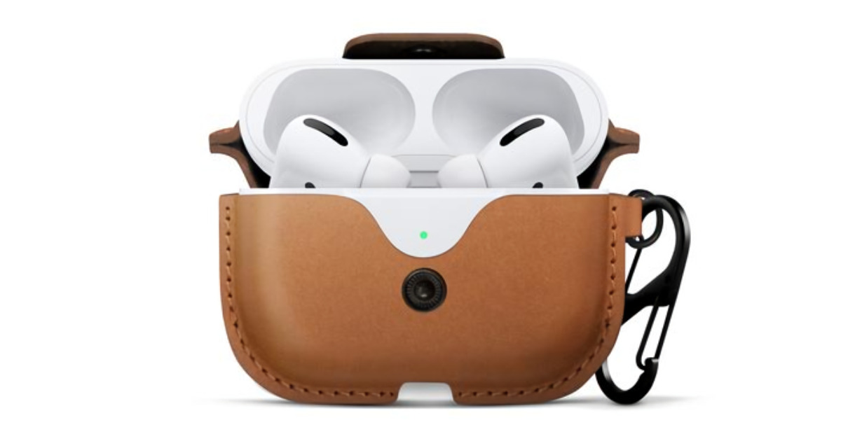 Twelve South Launches AirPods Pro Case 'AirSnap Pro'