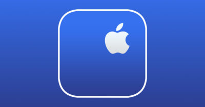 Apple support app icon