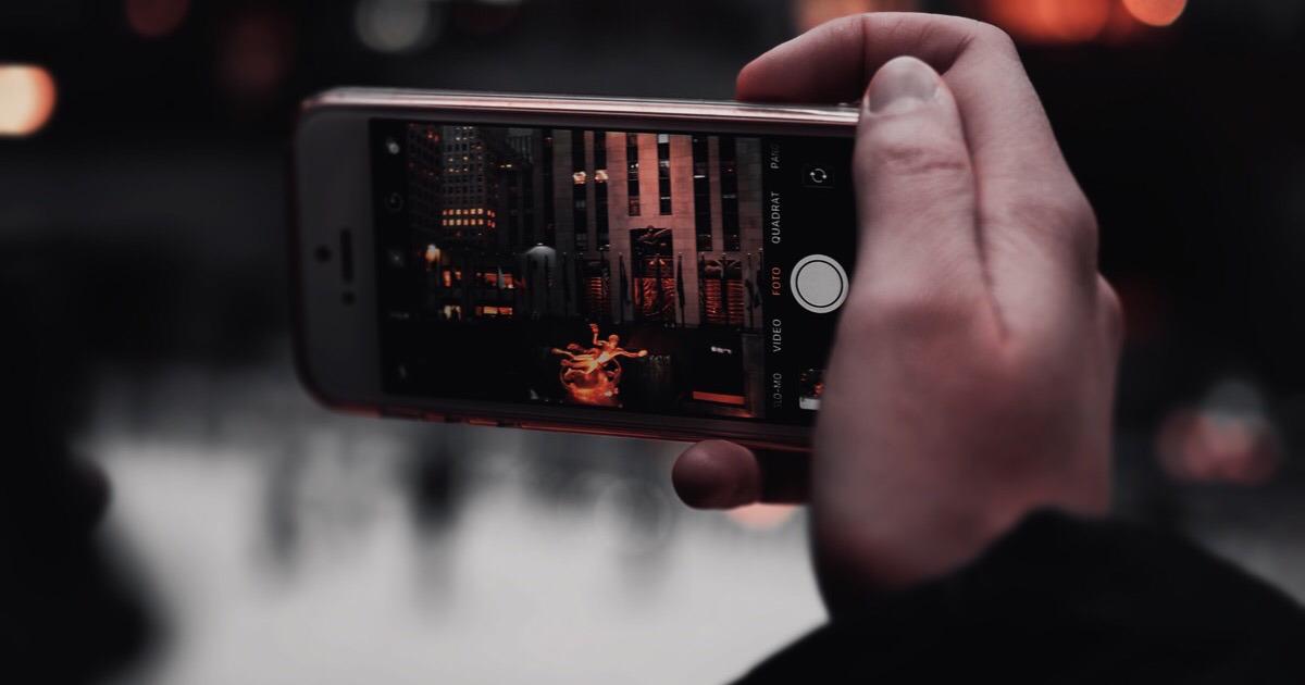 iPhone Camera photography