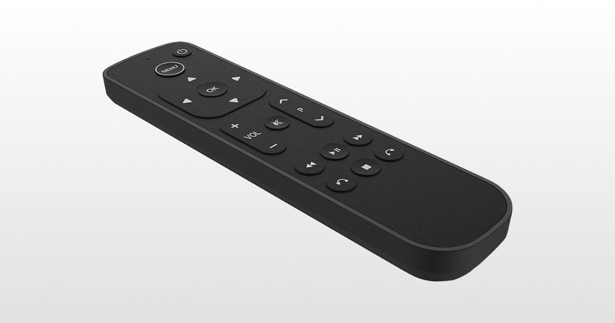 Swiss Company Launches Apple TV Remote Alternative