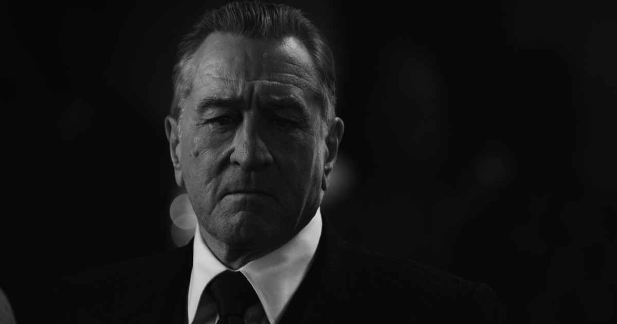 How the De-Aging Process Behind 'The Irishman' Worked