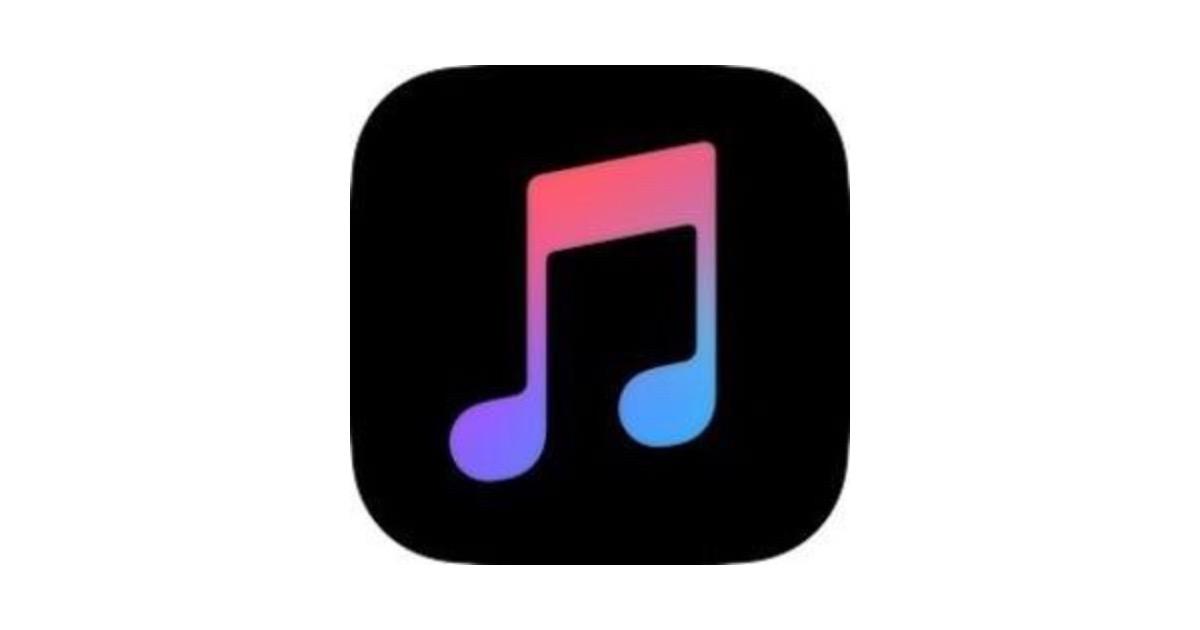 iOS dark mode icons