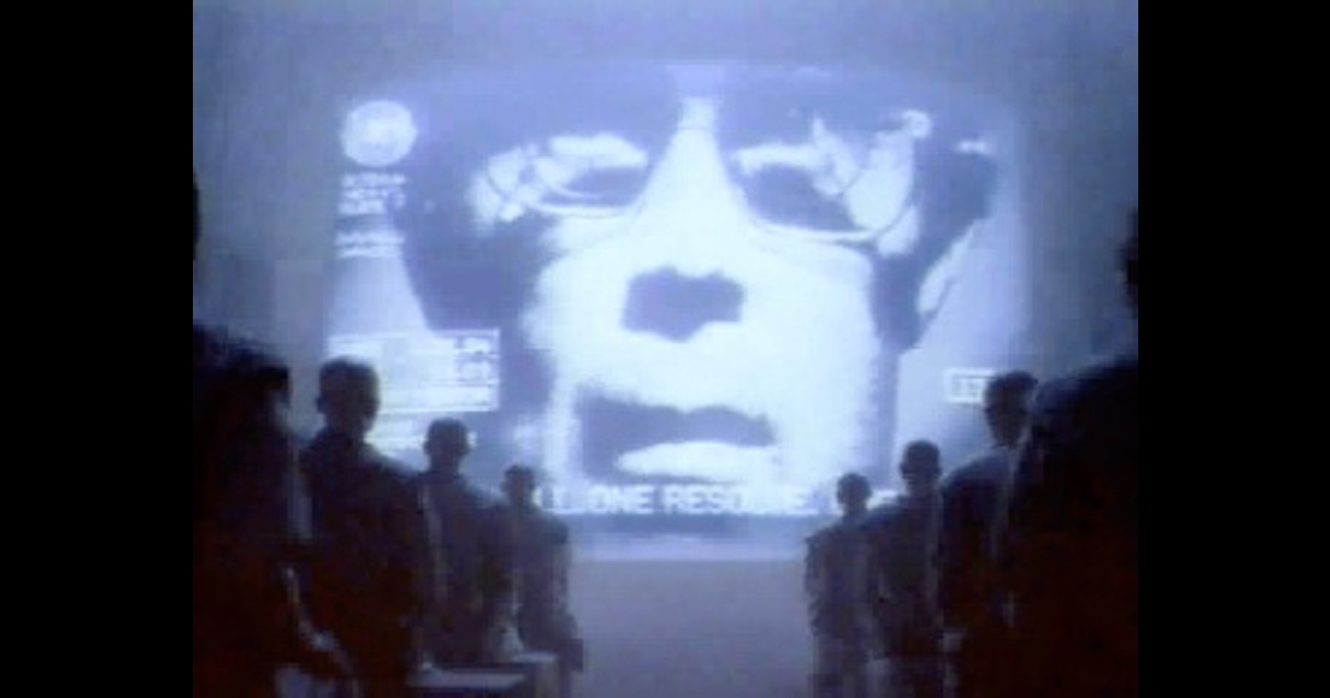 Apple's Legendary '1984' ad Arrived in Theaters on This Day 36 Years Ago