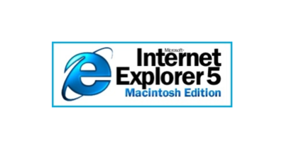 Internet Explorer 5 Mac