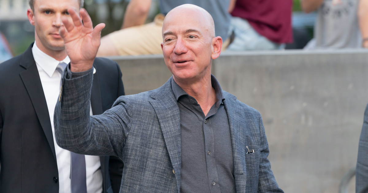 If Jeff Bezos Really Wants to Help Fight Climate Change, He Should Look at His Own Company