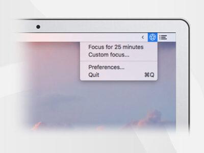 Focus for Mac