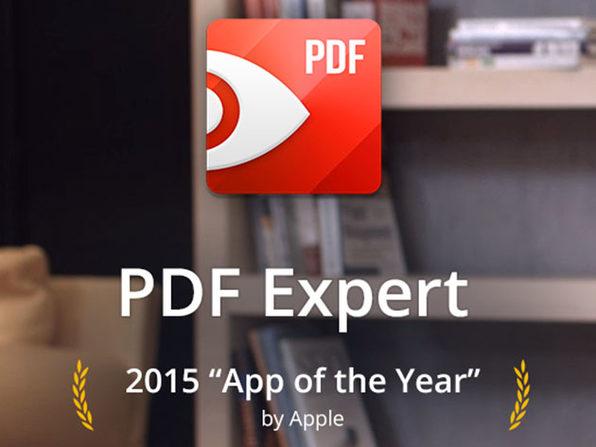 PDF Expert: $29.99