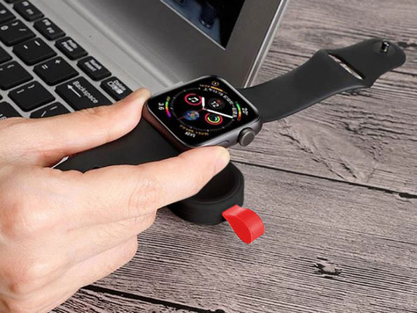 Portable Keychain Apple Watch Charger: $16.99