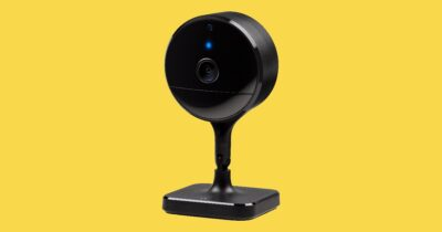 Eve cam for HomeKit secure video