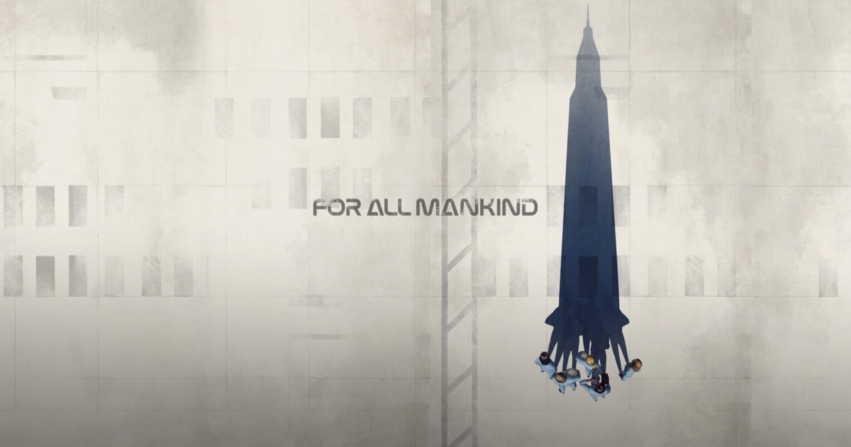 For all mankind iPad poster series art