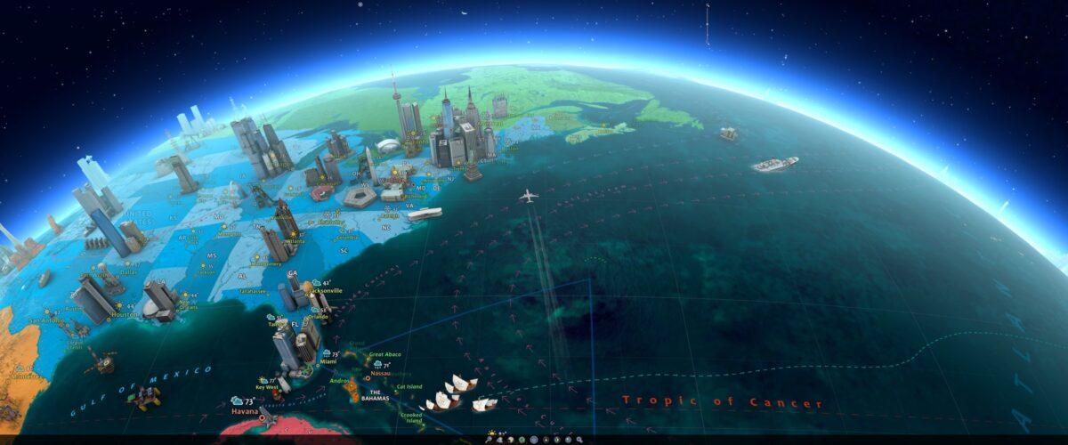 Earth 3D screenshot 2 live wallpapers