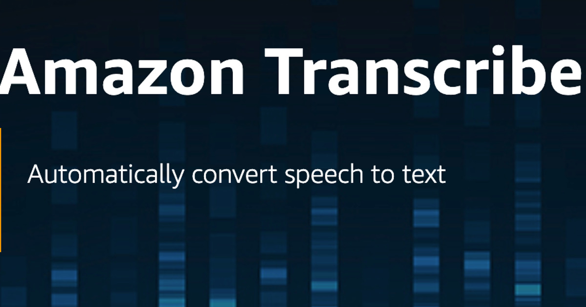 Amazon Transcribe Will Now Redact Personally Identifiable Information