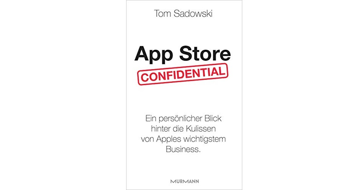 More Details About Apple's Row With German App Store Manager Over 'Tell All' Book