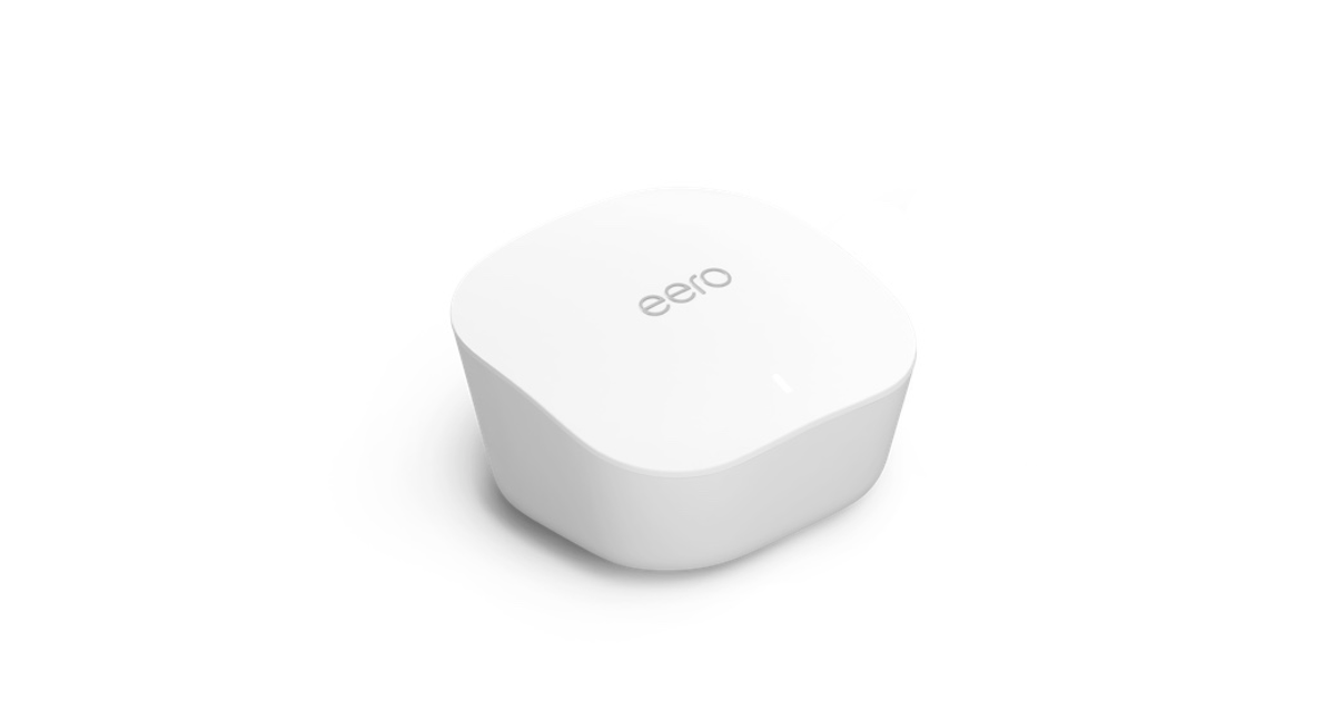 Amazon's Eero Mesh Routers Now Support Apple HomeKit