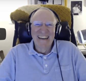 John M. podcasting